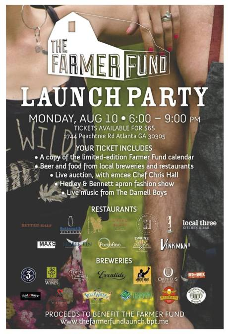 Farmer Fund Launch Party
