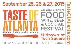 Taste of Atlanta _Logo